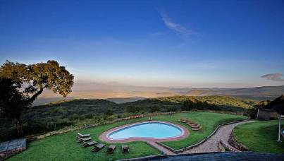 Sopa Lodge - Ngorongoro