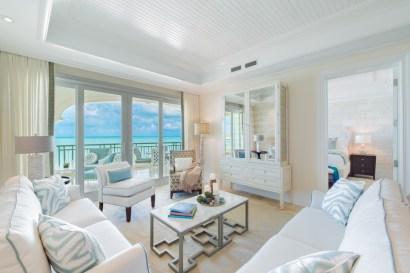 The Shore Club - 5 SC Ocean Front Living Room