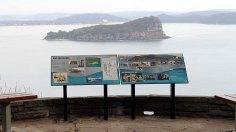 Interpretive Panels, West Head