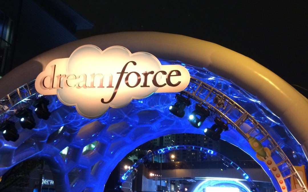 Dreamforce: A Look Into the Future