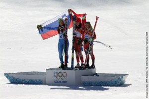 Women's_downhill_2014_Winter_Olympics_podium