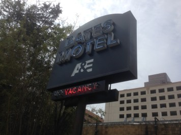 The Bates Motel - A&E series promotion