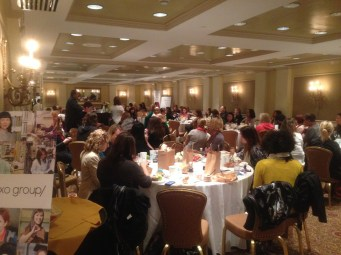 The Pay it Forward to Women in Biz & Tech Luncheon at the Driskill Hotel