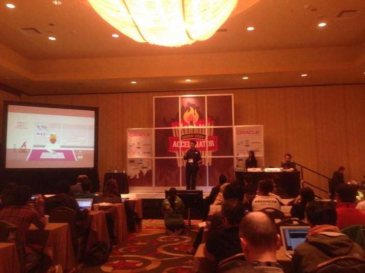 The Synbiota presentation at the SXSW Accelerator