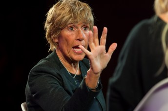 Diana Nyad by Fortune Live Media