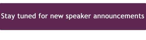 Speaker Stay Tuned