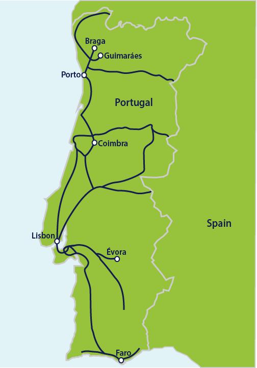 Visiter le Portugal en train : Forum Portugal - Routard.com