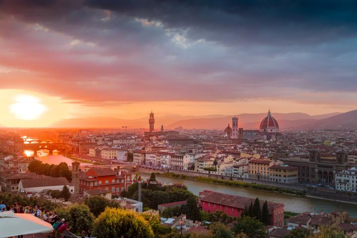 Italy Interrail Destinations - Florence