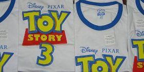Promoção Toy Story 3: ganhe camisetas do filme