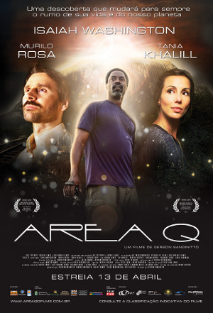 Poster Área Q
