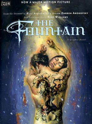 Dossiê Darren Aronofsky: The Fountain - Graphic Novel