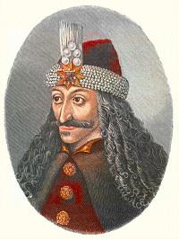 Retrato de Vlad III, datado por volta de 1560