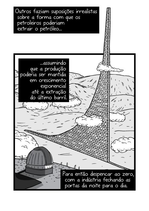 Pico do Petróleo, por Stuart McMillen #072