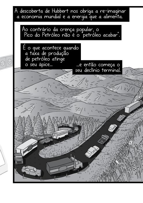 Pico do Petróleo, por Stuart McMillen #090