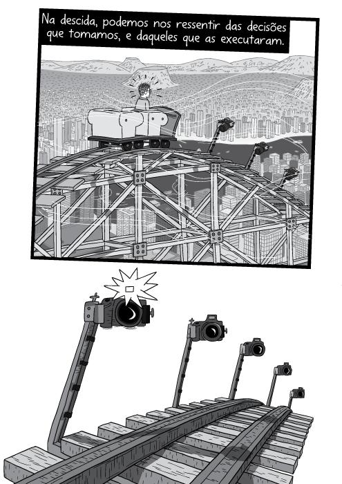 Pico do Petróleo, por Stuart McMillen #108
