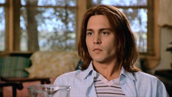 Johnny Depp como Gilbert