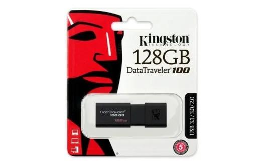Memoria Kingston USB 128 GB