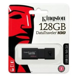 Memoria Kingston USB 128 GB