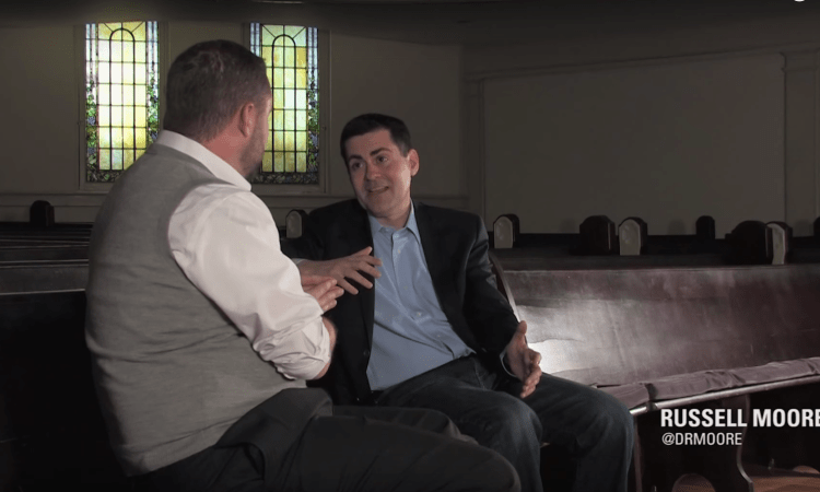 Russell Moore: Should You Honor a Politician You Disagree with?