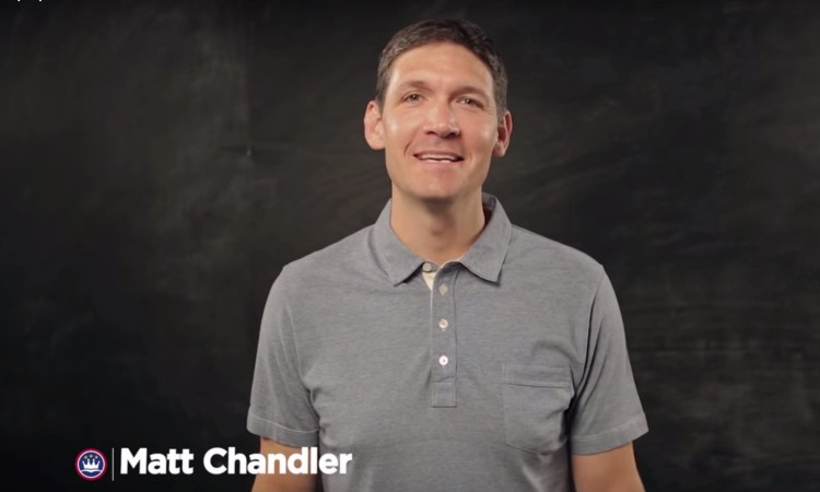 Matt Chandler for the ERLC