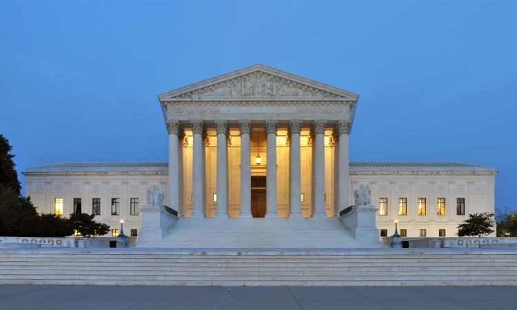 The US Supreme Court. Credit: Joe Ravi, Wikimedia Commons