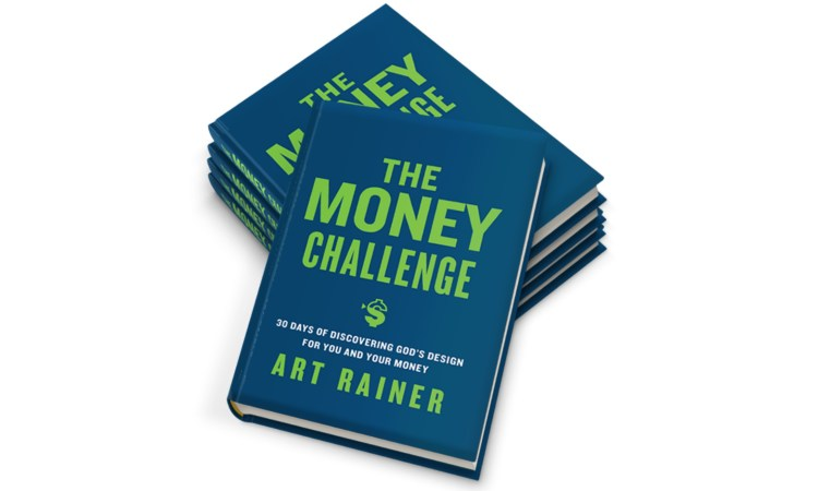 The Money Challenge by Art Rainer