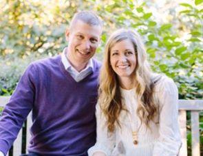 Bruce and Lauren Ashford
