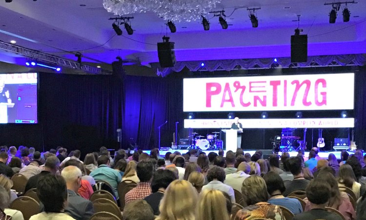 Danny Akin at the ERLC's 2017 National Conference