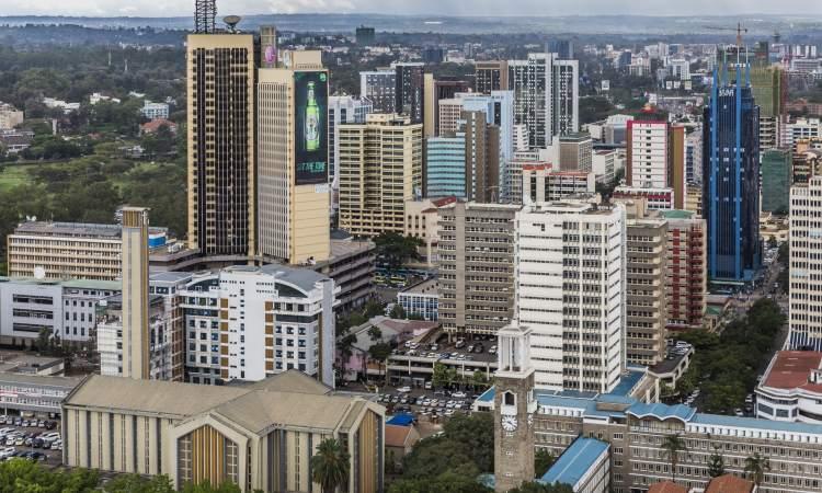 Nairobi, Kenya (credit: Wikimedia Commons. License: http://creativecommons.org/licenses/by/2.0)