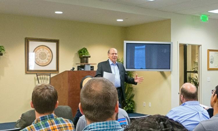 Craig Blaising on progressive dispensationalism