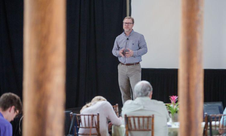 Scott Hildreth - Made to Flourish Common Good Conference