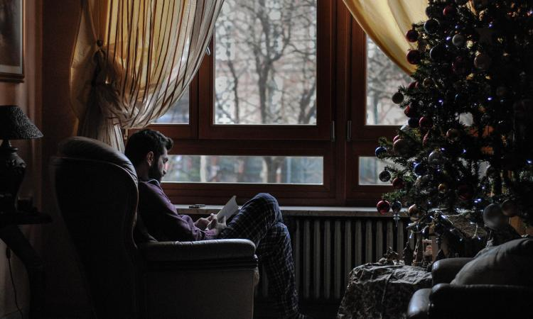 The Cure for a Hopeless Christmas (image credit: Paola Chaaya / Unsplash)