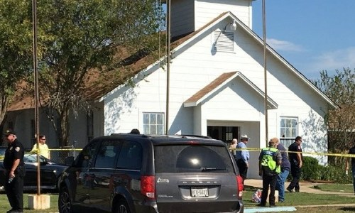 Sutherland Springs: Trusting God in Tragedy (credit: wikimedia commons)