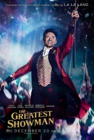 The Greatest Showman. Poster copyright 2017 20th Century Fox.