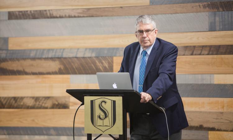 Craig Evans at Southeastern Seminary
