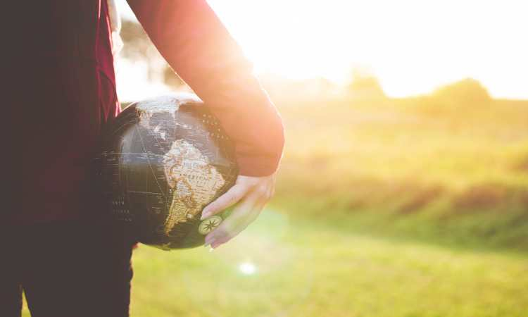 Human Flourishing and the End of the World. Image credit: Ben White / Unsplash