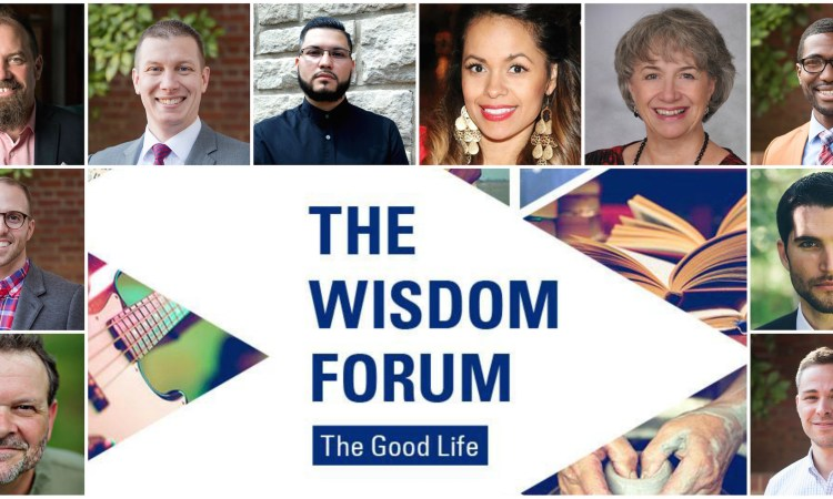 Meet the Wisdom Forum Speakers