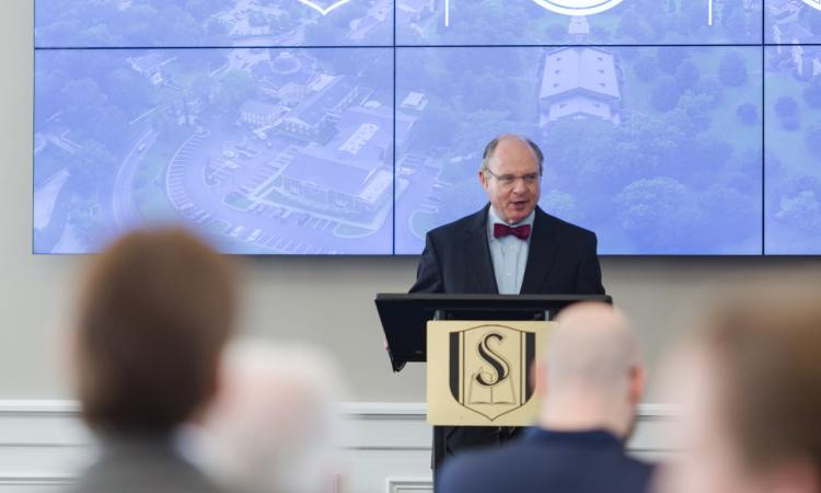 Daniel Heimbach at SEBTS