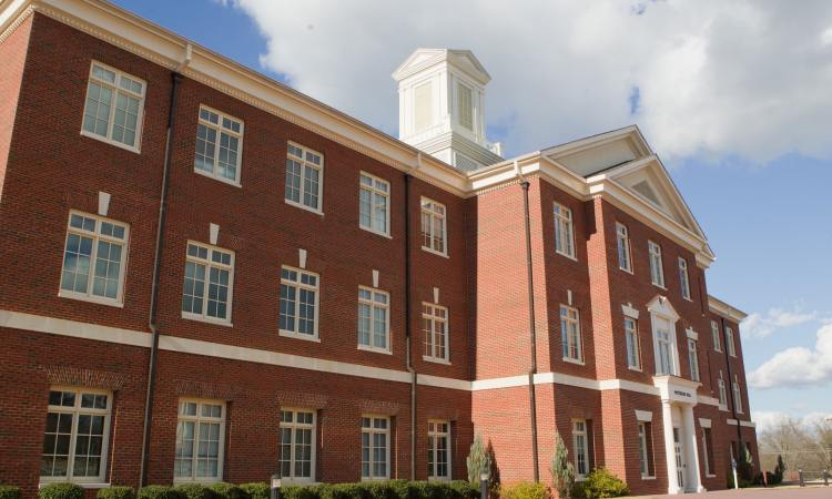 Patterson Hall at SEBTS