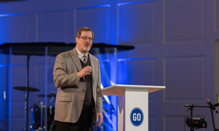 Lee Strobel at SEBTS Chapel