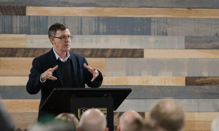 Peter Harrison: The Christian Origins of Modern Science