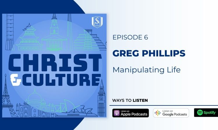 Greg Phillips: Manipulating Life