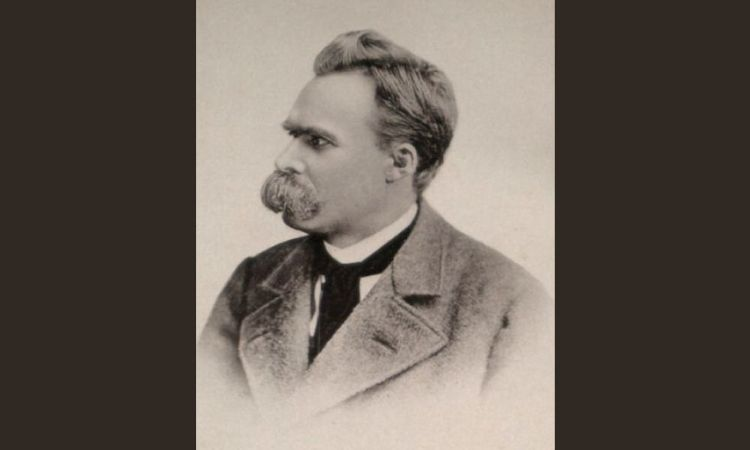 Friedrich Nietzsche (Unknown author, Public domain, via Wikimedia Commons)