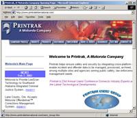 Printrak Logo
