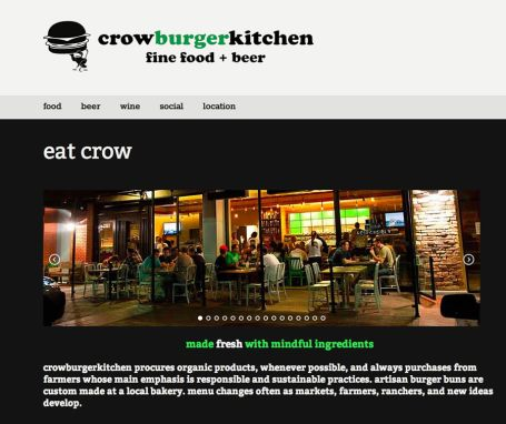 CrowBurgerKitchen