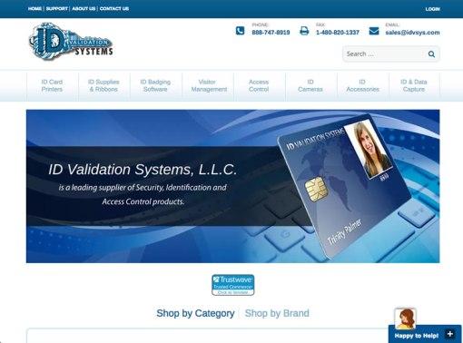 ID Validation Systems