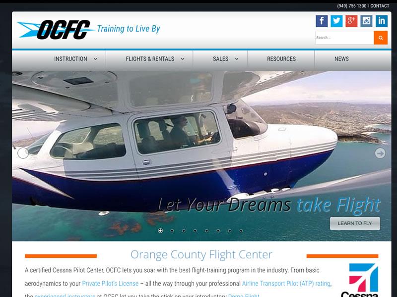 Orange County Flight Center