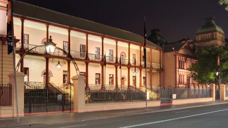 Parlamento de NSW
