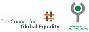 AIC and Global Equality logos