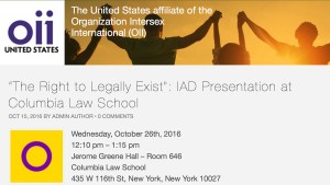 OII USA event at Columbia Law School
